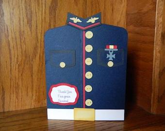 Military retirement | Etsy