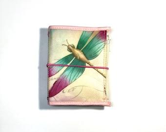 Micro Wallet Bundle in Dragonfly design planner wallet