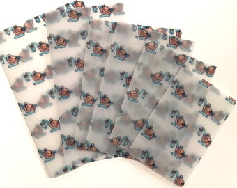 Vellum Dashboard Freddy the Teddy All-over Design