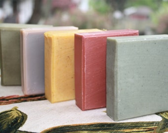 5 Soap SPECIAL mix and match