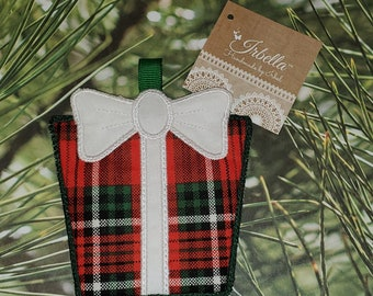 Christmas Gift Card Holder - Ready to Ship - Handmade in the USA