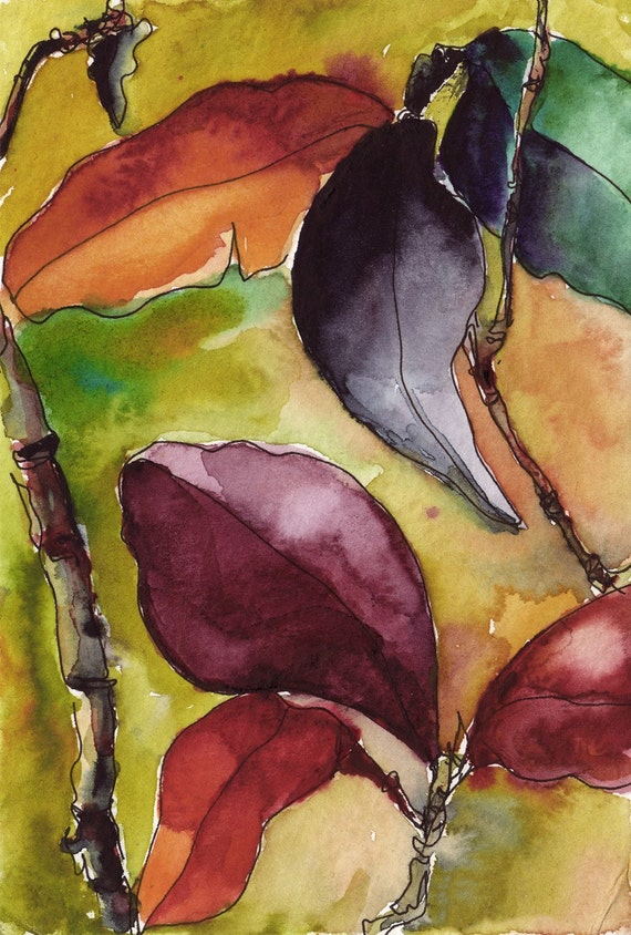 Art Tropical Leaves Floral Caribbean Landscape Ink And Etsy There aren't many places in the united states where tropical climate conditions are common: etsy