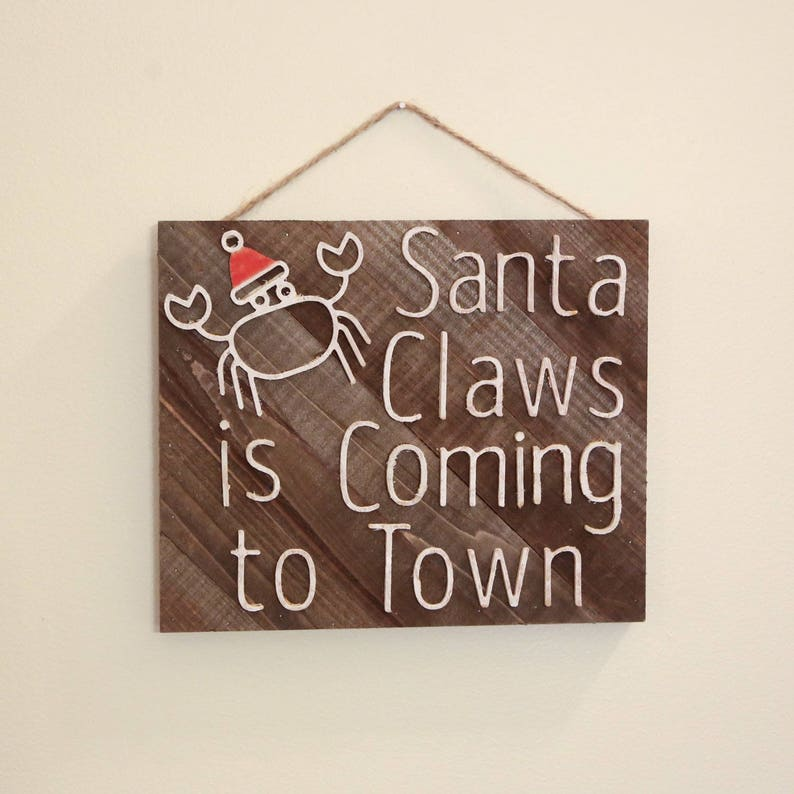Santa Claws is coming to Town image 0