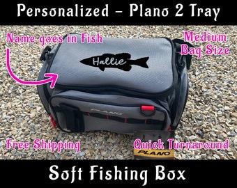 Personalization Plano Soft Tackle 3600 Fishing Bag - FREE SHIPPING
