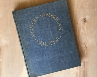 Modern America Painting - Vintage Book - Great Condition