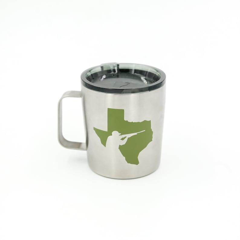 Texas Hunter Coffee Mug image 0
