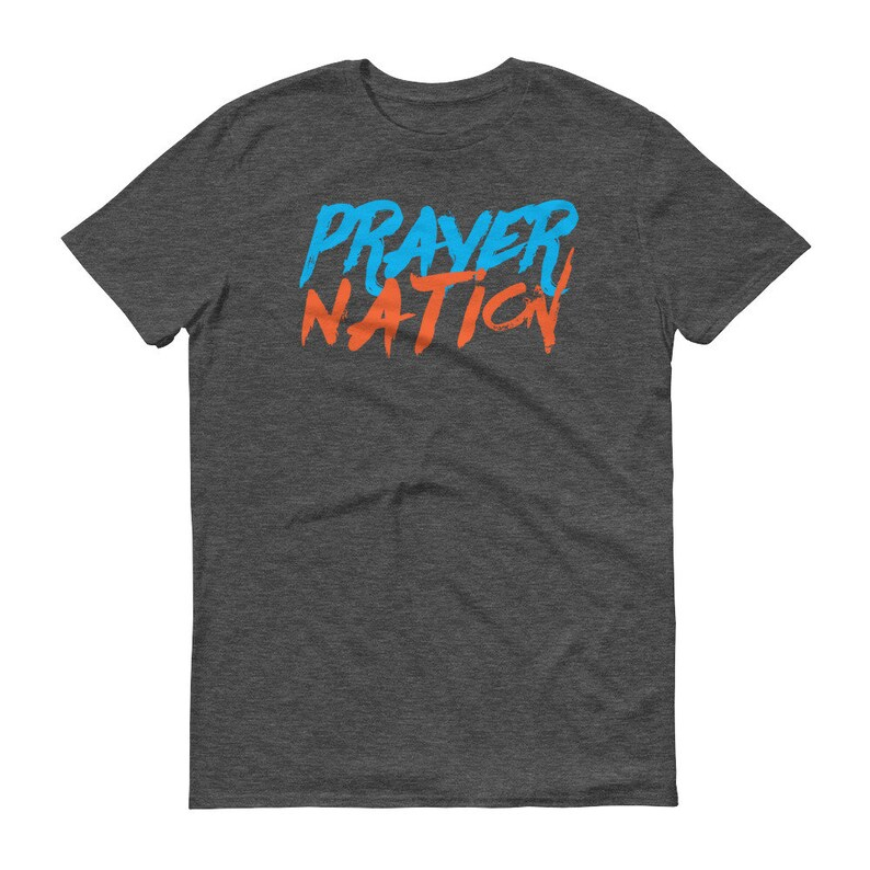 Prayer Nation  Short-Sleeve T-Shirt image 0