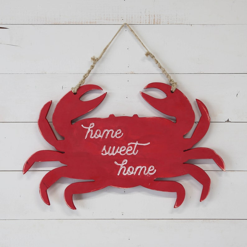 Home Sweet Home  Crab image 0