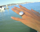 Ring Freshwater Pearl Cop...