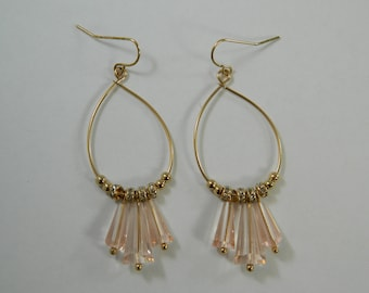Chandelier Austrian Crystal Earrings