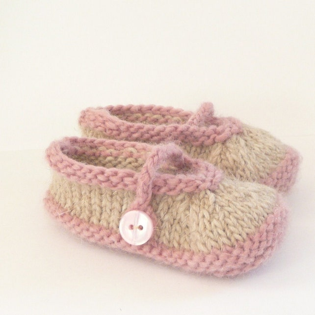 Mary Jane Baby Shoes Free Knitting Pattern Shoes Style 2018