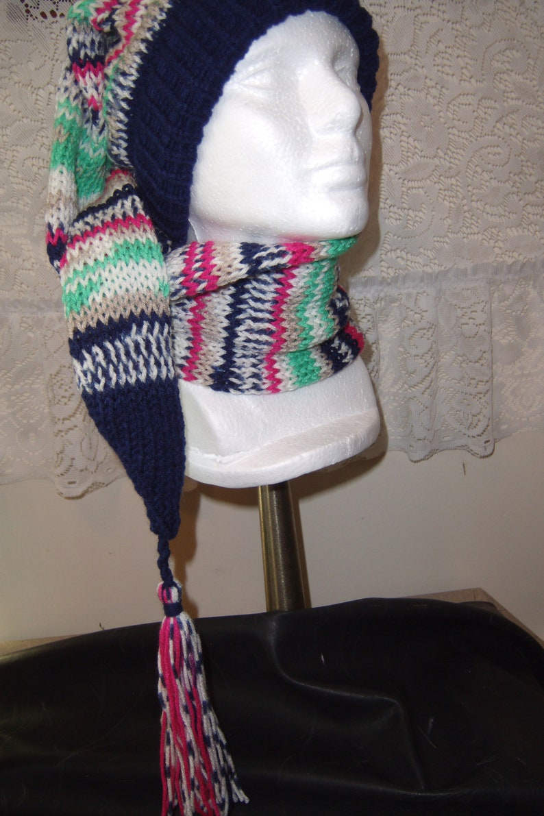 e2cec8dbd 103 - Pre-made Long stocking hat