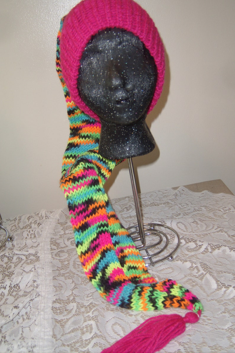 3c455e981 106- Pre-made Long Stocking hat