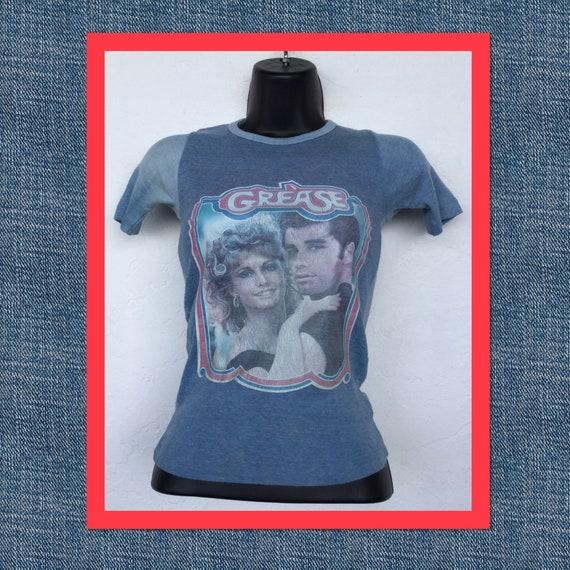 "Vintage original 1970s ""Grease- Olivia Newton John"