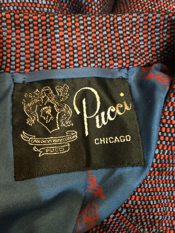 Vintage 1960s Pucci sports jacket - image 2