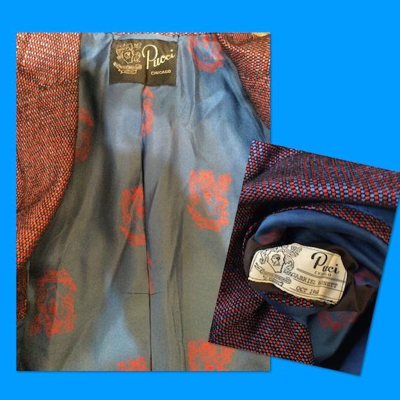 Vintage 1960s Pucci sports jacket - image 10