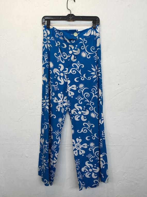 Amazing ! Vintage 1960s/70s cotton Hawaiian print… - image 2