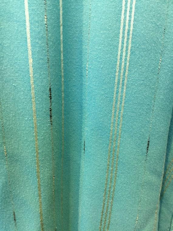 Vintage 1950s H BAR C western shirt - image 6