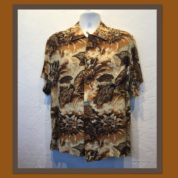 1940s/50s Hawaiian shirt