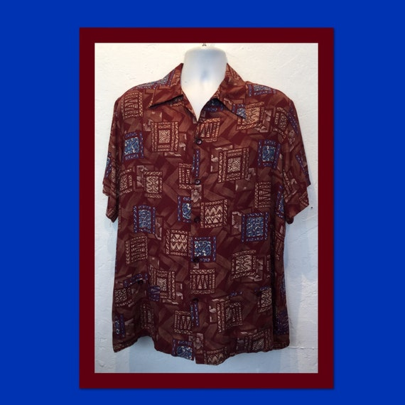 "Vintage 1950s original "" Catalina"" shirt"