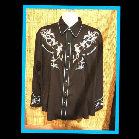 Vintage reproduction Scully western shirt Availabl