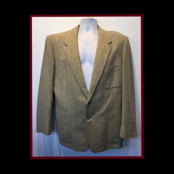 Vintage 1950s fleck sports jacket