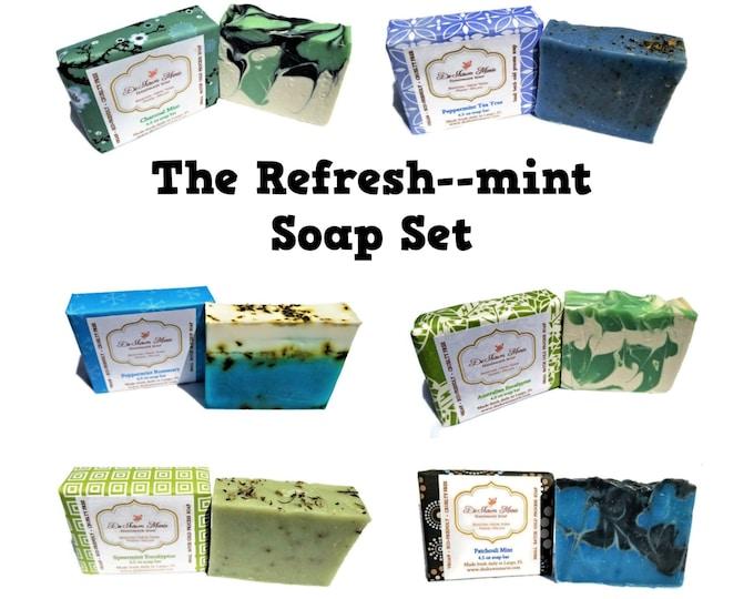 Soap 6 Packs
