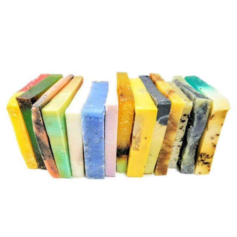 Vegan Soap/Soap Sampler/Soap Samples/Soap Gift/Essential Oil image 0