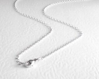 Sterling Silver Fishtail Choker   \u2014 Pisces Necklace \u2014 Pisces Jewelry \u2014 Leather Choker \u2014 Silver charm choker \u2014 sterling silver fishtail charm