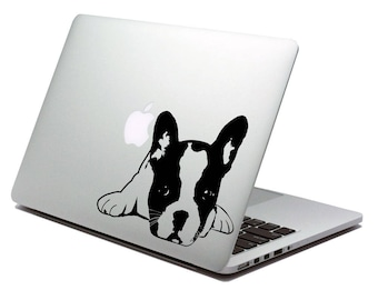 Frenchy Laptop Decal