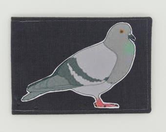 Oyster card holder, bus pass holder, travel card holder, wallet. Pigeon Oyster card wallet. Card wallet, Oyster card wallet, card holder