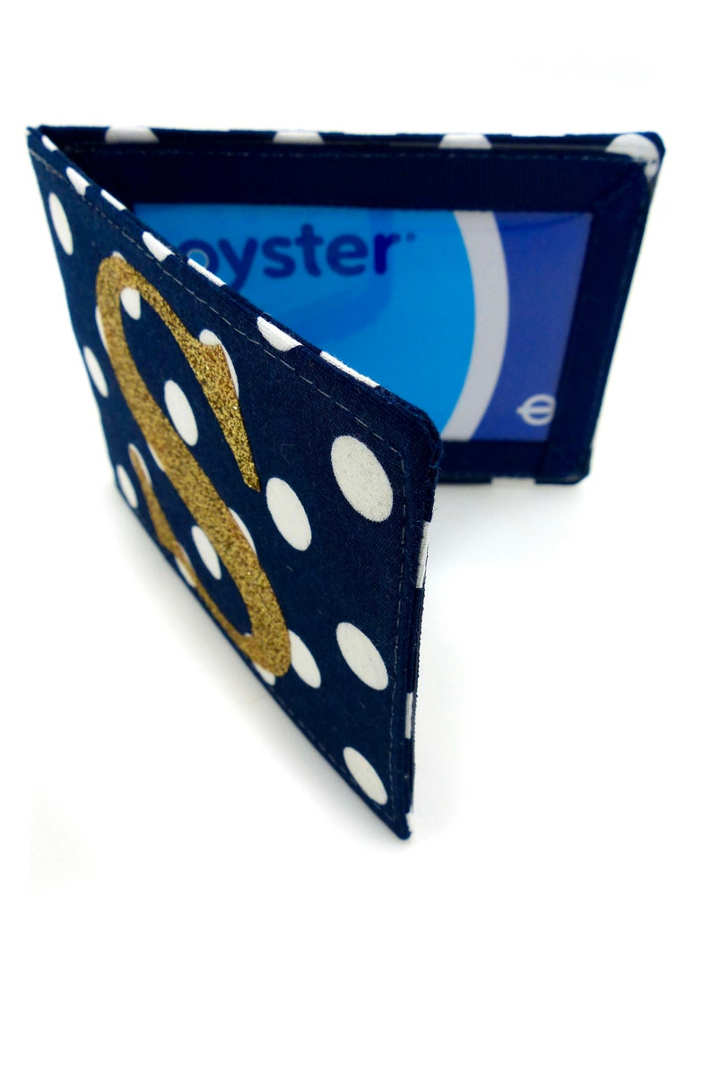 personalised oyster card holder bus pass holder travel
