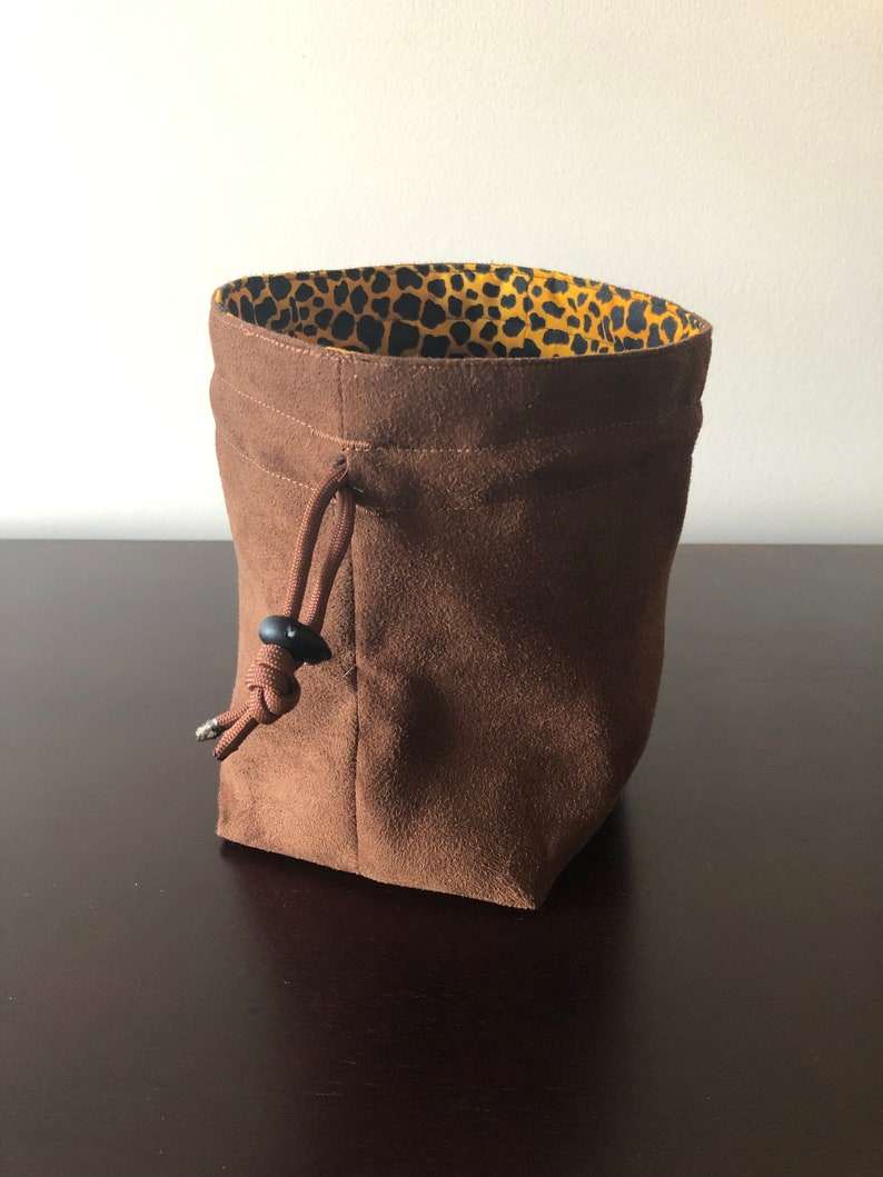 Adventurer Safari Dice Bag II
