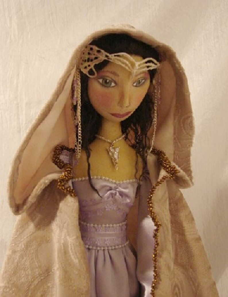 Art Doll-Fairy Princess  Made to Order by Request image 0