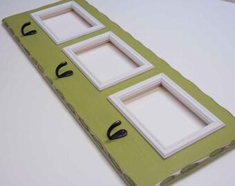 5x7 Frame With Hooks Etsy
