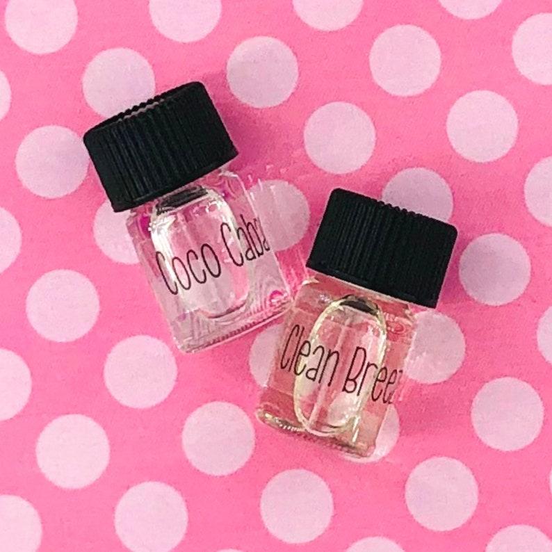 BOGO Perfume Samples. Vegan Perfume Oils. Fragrance Oil Sample image 0