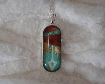 Sera - DragonAge Inquisition - Pendant Necklace