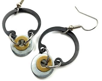 Dangle Earrings Chandelier Hardware Jewelry
