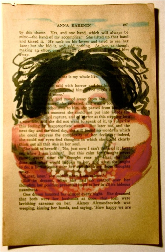 She Dreamed They Were Both Her Husbands, Portrait by Gretchen Kelly, New York Artist