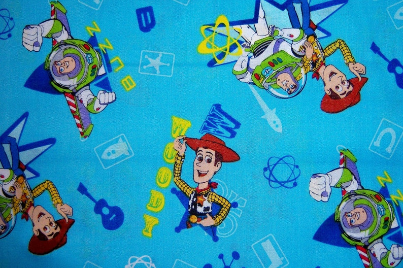 Toy Story Woody and Buzz image 0