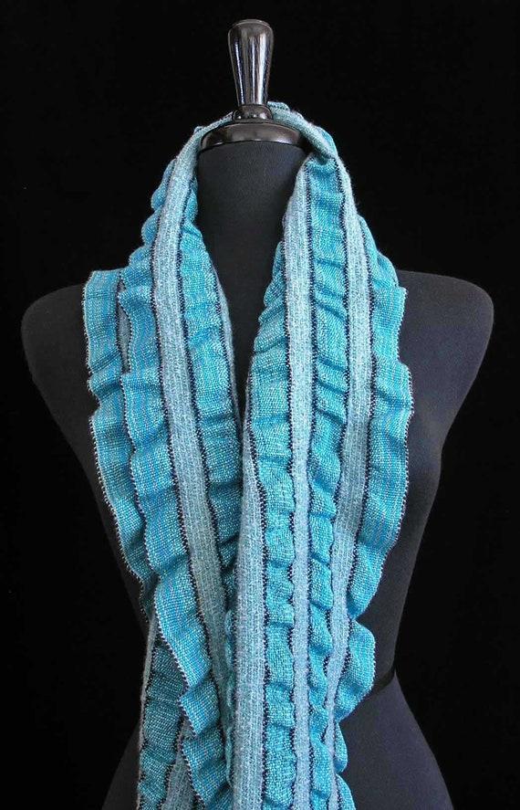 Blue Eggplant Adults Winter Warm Scarf Fashion Scarves Shawl Gift