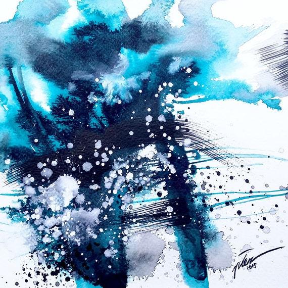 Abstract Art Chaos