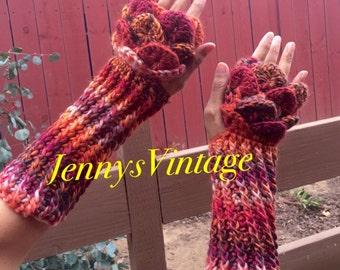 Dragon Crochet Fingerless Gloves, Fingerless Dragon Gloves, Crocodile Fingerless Gloves, Crochet Gloves, Dragon Mittens, Mermaid Scale glove