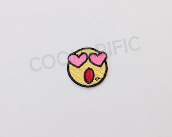 Emoji Heart eyes