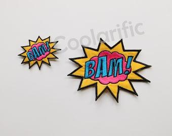 BAM! Sticker Patch