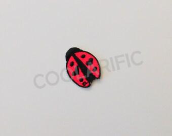 Ladybug Sticker Patch