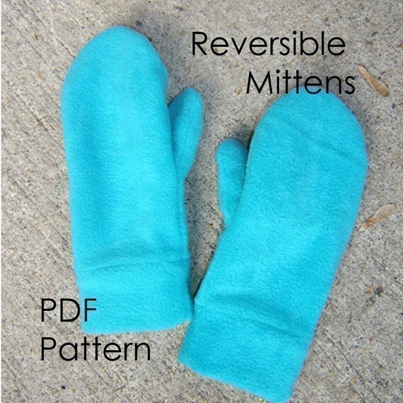Modern Sewing Patterns Mittens Ensign - Easy Scarf Knitting Patterns ...