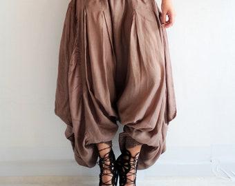 Pants..Hippie pants / funky pants / wide pants Available in size M,L (1135)
