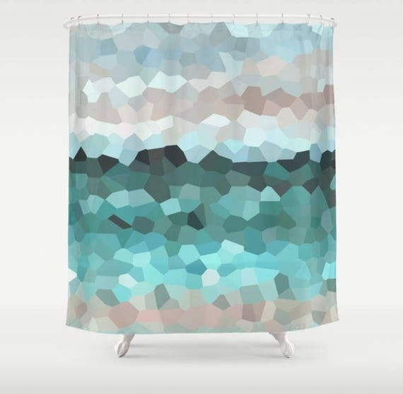 Shower Curtains Mosaic Curtain Bath Mat Design 86