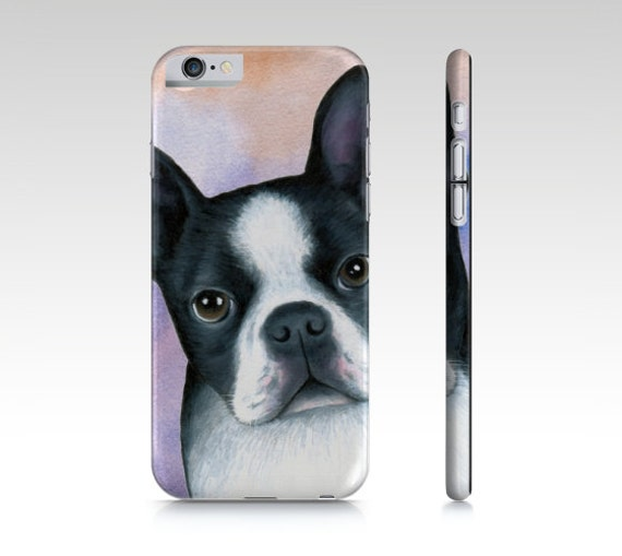 6138be8149b Dog Phone Case Dog 128 Boston Terrier Iphone 7 6 6s Plus